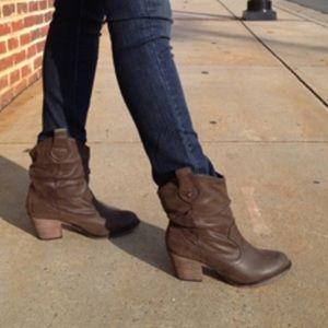 3aa9082481f Rocket Dog Sheriff Brown Cowboy Boots! 👢 🤠